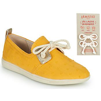 鞋子 儿童 球鞋基本款 Armistice STONE ONE 黄色