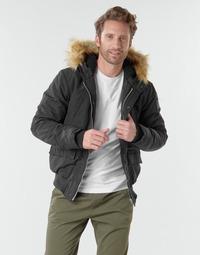 衣服 男士 夹克 Schott WASHINGTON2 黑色