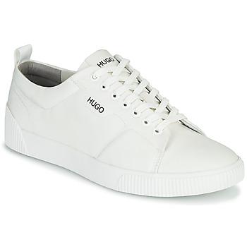 鞋子 男士 球鞋基本款 BOSS ZERO TENN NYPU 白色