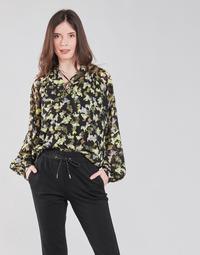 衣服 女士 女士上衣/罩衫 S.Oliver 14-1Q1-11-4082-99A1 黑色 / 多彩