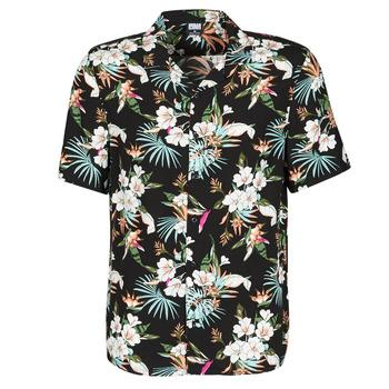 衣服 男士 短袖衬衫 Urban Classics TB4150 多彩
