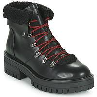 鞋子 女士 短筒靴 Emmshu ESIDAVER 黑色