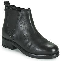 鞋子 女士 短筒靴 Musse&Cloud PRITI 黑色