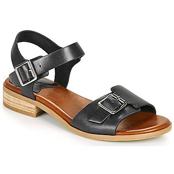 鞋子 女士 凉鞋 Kickers BUCIDI 黑色