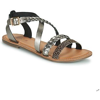 鞋子 女士 凉鞋 Kickers DIAPPO 古銅色