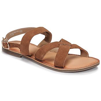 鞋子 女士 凉鞋 Kickers DIBA-2 驼色