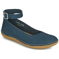 鞋子 女士 平底鞋 Kickers HONNORA 海蓝色