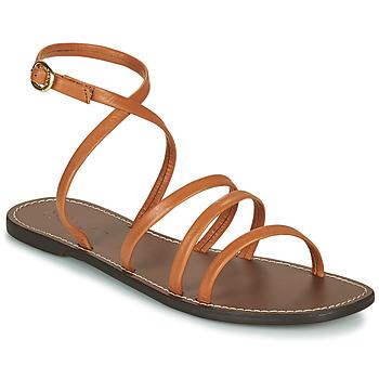 鞋子 女士 凉鞋 Kickers KICKNICE 驼色
