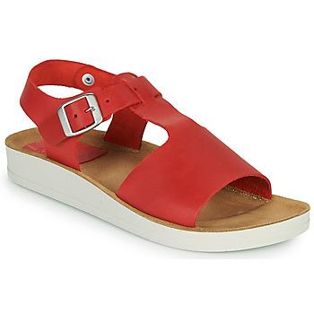 鞋子 女士 凉鞋 Kickers ODILOO 红色