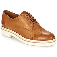 鞋子 女士 德比 Kickers OXFORK 驼色