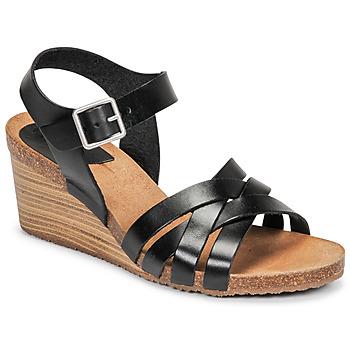 鞋子 女士 凉鞋 Kickers SOLYNIA 黑色