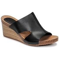 鞋子 女士 休闲凉拖/沙滩鞋 Kickers SPAINTA 黑色