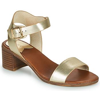 鞋子 女士 凉鞋 Kickers VOLOU 金色