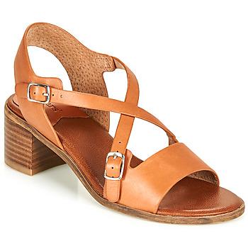 鞋子 女士 凉鞋 Kickers VOLUBILIS 驼色