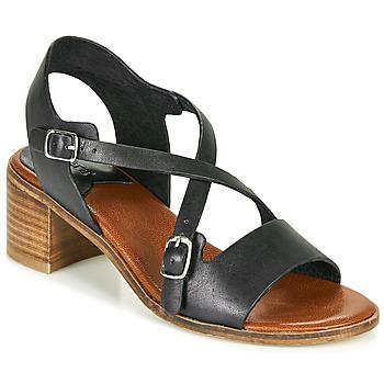 鞋子 女士 凉鞋 Kickers VOLUBILIS 黑色