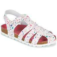 鞋子 女孩 凉鞋 Kickers SUMMERTAN 玫瑰色