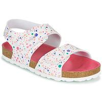 鞋子 女孩 凉鞋 Kickers SUMMERKRO 玫瑰色