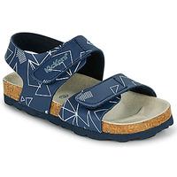 鞋子 男孩 凉鞋 Kickers SUMMERKRO 海蓝色