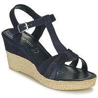 鞋子 女士 凉鞋 Marco Tozzi ANNA 海蓝色