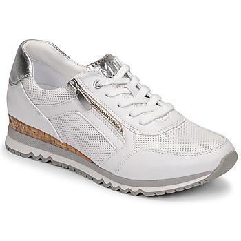 鞋子 女士 球鞋基本款 Marco Tozzi BELLA 白色