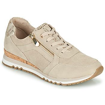 鞋子 女士 球鞋基本款 Marco Tozzi DORIANE 米色