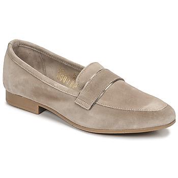 鞋子 女士 皮便鞋 Marco Tozzi ROMANI 灰色