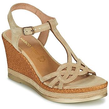鞋子 女士 凉鞋 Marco Tozzi GRIMNI 灰色