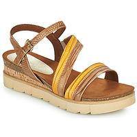 鞋子 女士 凉鞋 Marco Tozzi LIZZA 棕色