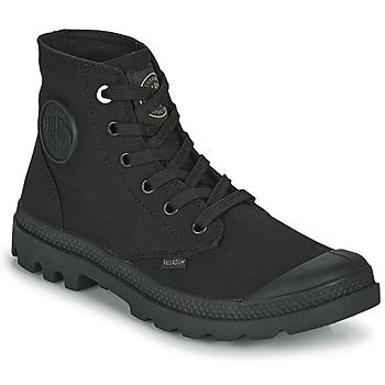 鞋子 短筒靴 Palladium 帕拉丁 MONO CHROME 黑色