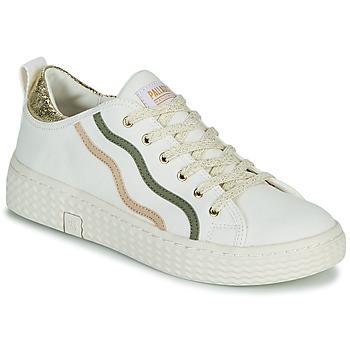 鞋子 女士 球鞋基本款 Palladium Manufacture TEMPO 02 CVSG 白色