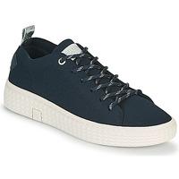 鞋子 女士 球鞋基本款 Palladium Manufacture TEMPO 06 KNIT 海蓝色