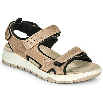 鞋子 女士 凉鞋 TBS CABELLA 米色