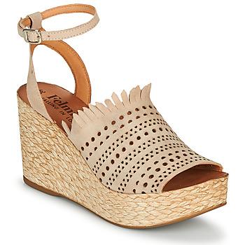 鞋子 女士 凉鞋 Felmini ALEXA 米色