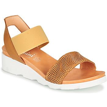 鞋子 女士 凉鞋 Felmini DARA 棕色 / 米色