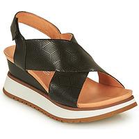 鞋子 女士 凉鞋 Felmini KAREN 黑色
