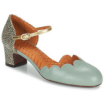 鞋子 女士 高跟鞋 Chie Mihara UKUMA 绿色