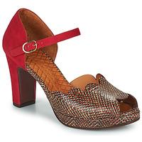 鞋子 女士 凉鞋 Chie Mihara NADILA 红色