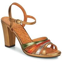 鞋子 女士 凉鞋 Chie Mihara ADIEL 绿色 / 古銅色