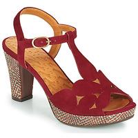 鞋子 女士 凉鞋 Chie Mihara EGEO 波尔多红