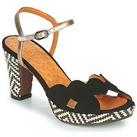 鞋子 女士 凉鞋 Chie Mihara ELIS 黑色