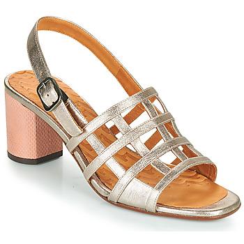 鞋子 女士 凉鞋 Chie Mihara HUNI 银灰色