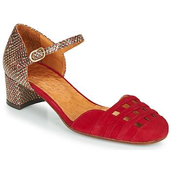 鞋子 女士 高跟鞋 Chie Mihara KAEL 红色