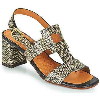 鞋子 女士 凉鞋 Chie Mihara LUSCA 黑色 / 米色