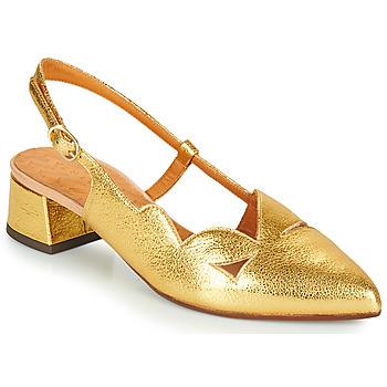 鞋子 女士 高跟鞋 Chie Mihara R-RUNE 金色