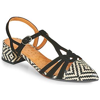 鞋子 女士 高跟鞋 Chie Mihara ROSALI 黑色 / 米色