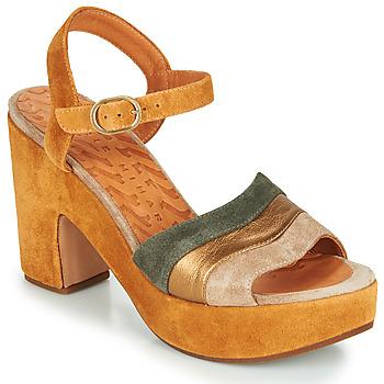 鞋子 女士 凉鞋 Chie Mihara YEVA 金色