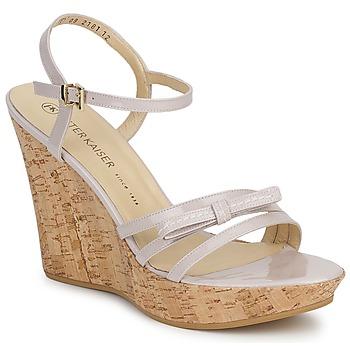 鞋子 女士 凉鞋 Peter Kaiser RUTH 米色