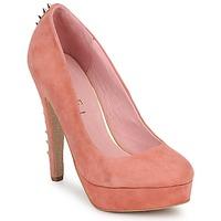 鞋子 女士 高跟鞋 Ravel LAVINA 玫瑰色