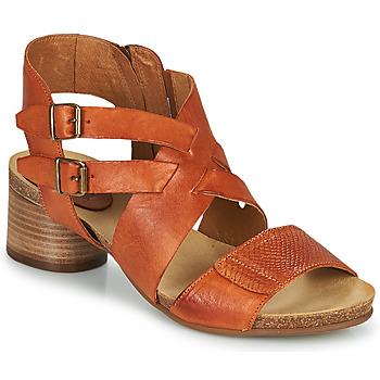 鞋子 女士 凉鞋 Casta ERVA 橙色