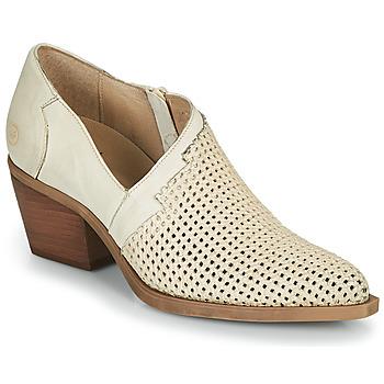 鞋子 女士 短筒靴 Casta DELIRA 米色